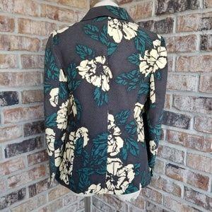 Ellen Tracy Jackets & Coats - Ellen Tracy floral blazer (2)